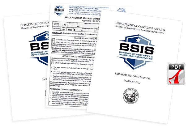 forms manuals valley guard training rh valleyguardtraining com Security Officer Manual Hospital Security Training Manual