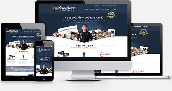 California Guard Card Classes And Professional Security